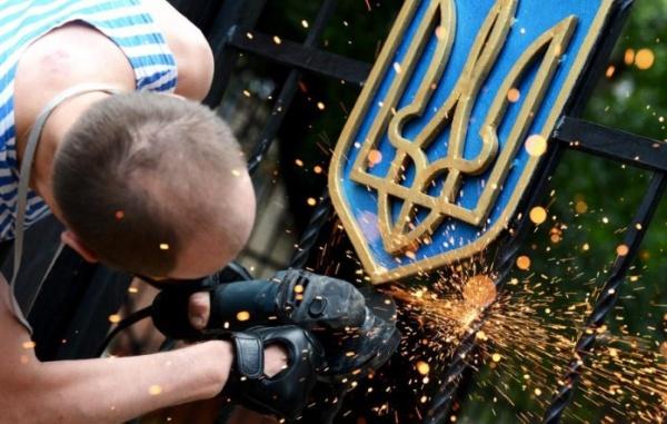 В Днепропетровске началась борьба за федерализацию Украины