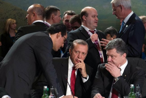 """""""Новый мировой порядок"""" заставит принять в ЕС Украину и Турцию?"""