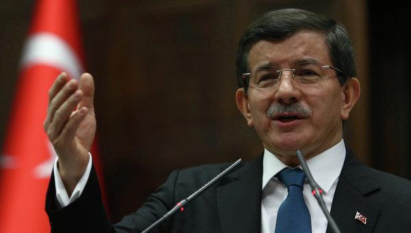 Премьер Турции: российский Су-34 нарушил границу кратковременно