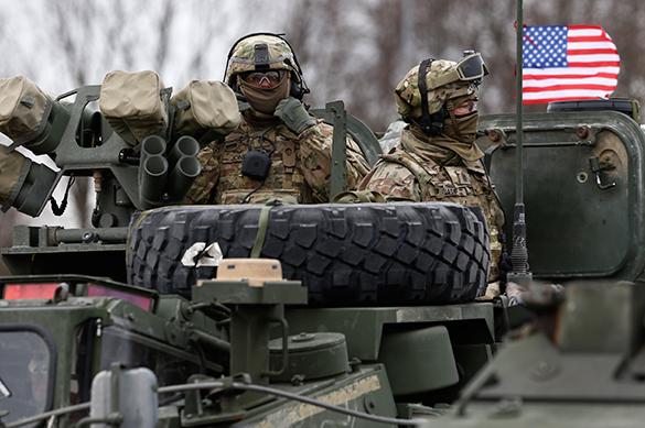 Наземная операция США в Ираке начнется весной