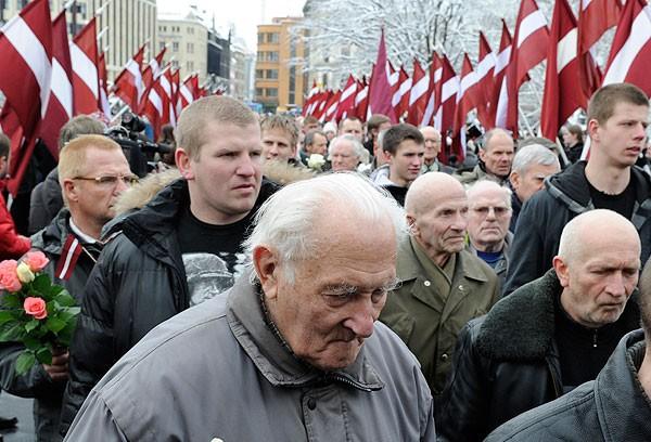 Кто убивал евреев в странах Балтии?