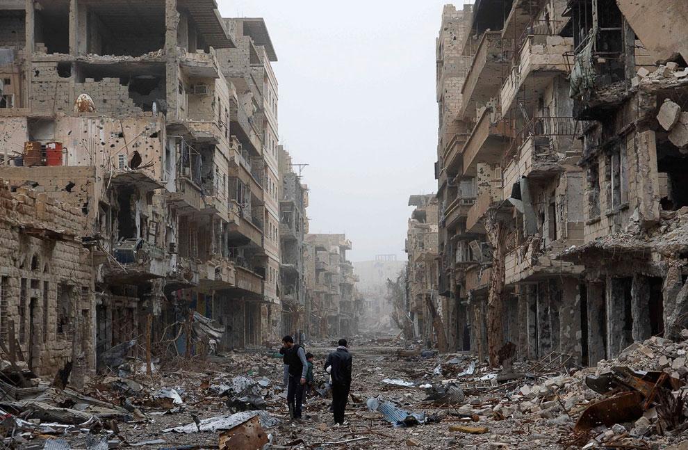 Лебедь, рак и щука собрались на интервенцию в Сирию