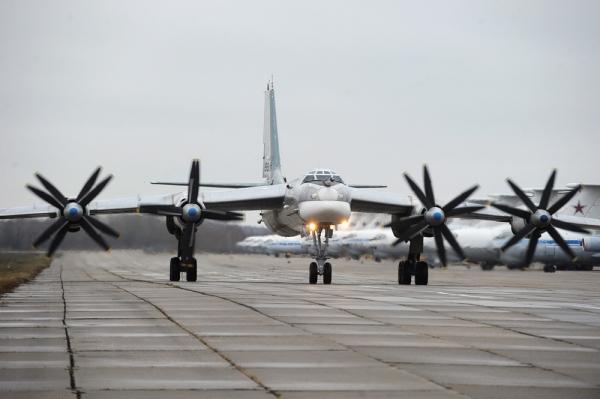 Истории развития стратегических бомбардировщиков - носителей ядерного оружия