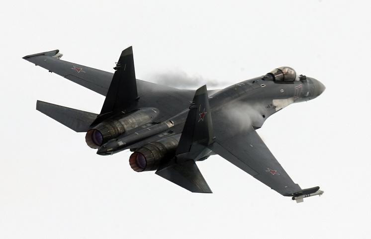 Сирийская премьера: на что способен новейший Су-35С