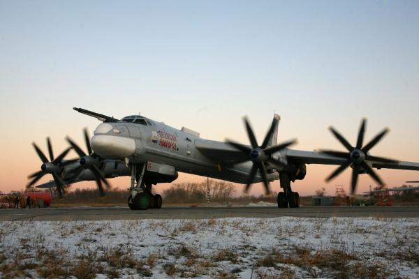 Истории развития стратегических бомбардировщиков — носителей ядерного оружия