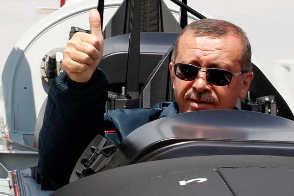 Эрдоган для сохранения власти идет на провокацию