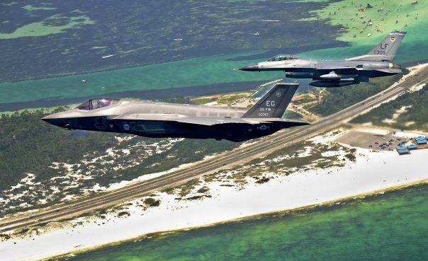F-35. Роковой истребитель