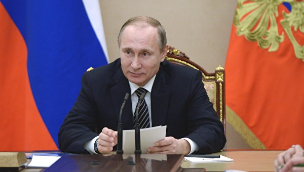 Депутаты Европарламента призвали ввести санкции против Путина