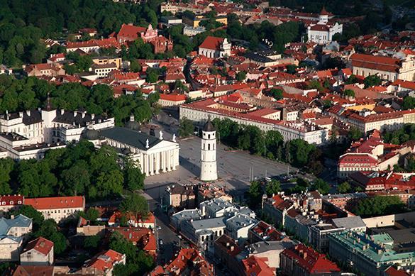 Что для Литвы реальность - для России страшный сон