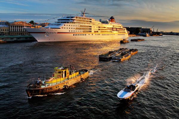 Россия развивает речной флот