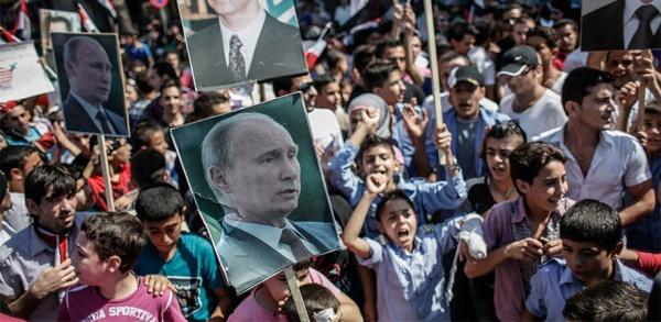 Путин слил Сирию или …?