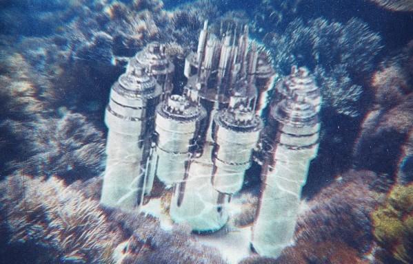 Подводная АЭС: сегодня фантастика, завтра реальность
