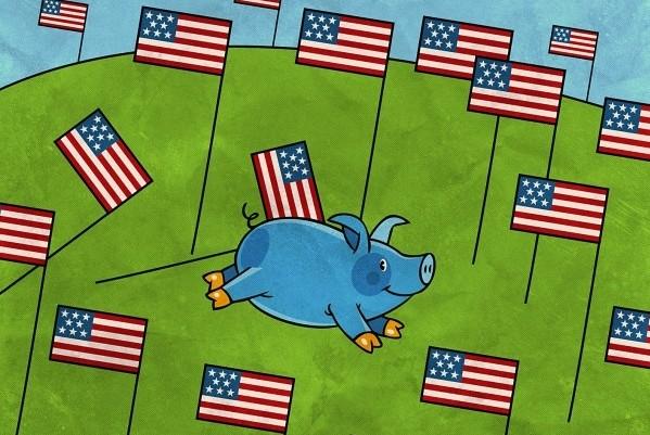 Украинский режим разрушает американский мировой порядок