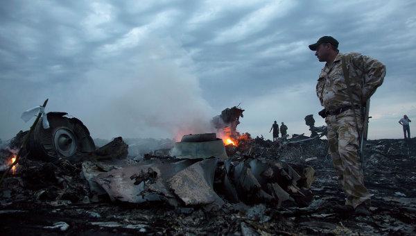 Британские СМИ: MH17 мог сбить украинский истребитель