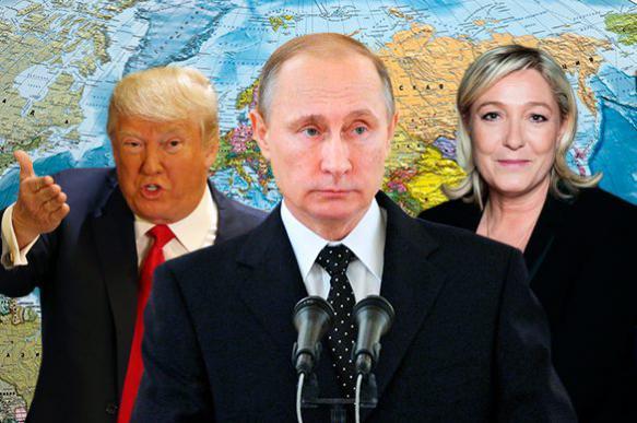 Спектакль Brexit разрушат Путин, Ле Пен и Трамп