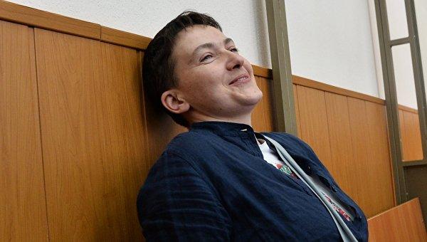 Путин обсудил с Порошенко положение Надежды Савченко