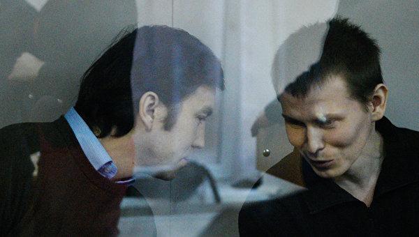 Суд в Киеве приговорил  Ерофеева и Александрова к 14 годам заключения