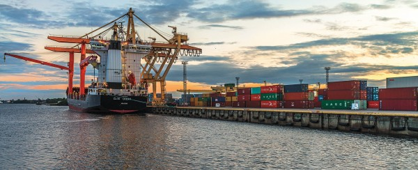 Почему ржавеют «морские ворота» Прибалтики