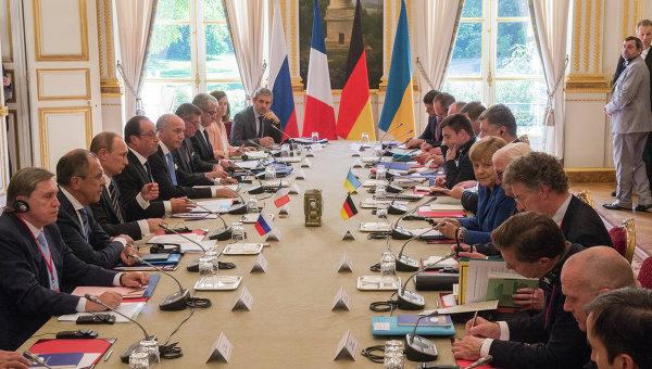 """""""Нормандская четверка"""" планирует встретиться перед саммитом НАТО"""