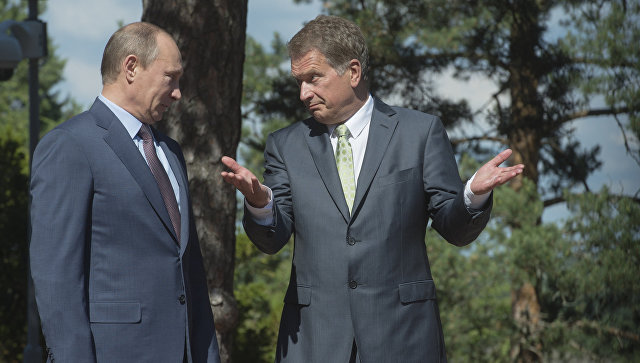 Президент Финляндии резко отреагировал на вопрос про Путина