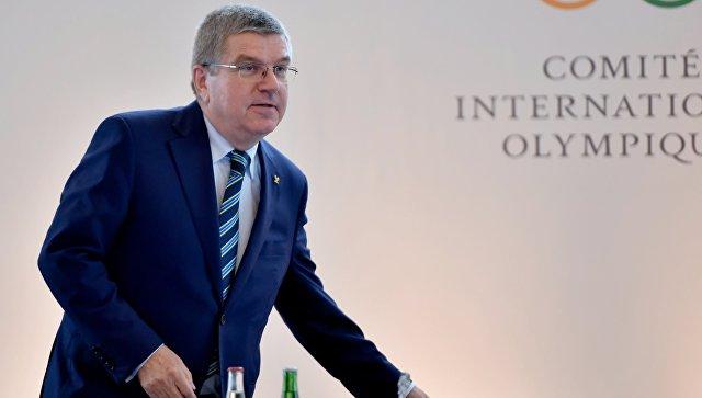 МОК поддержал решение IAAF по отстранению российских атлетов от Олимпиады