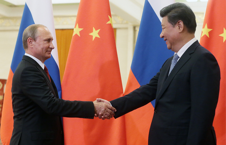 Владимир Путин посетит с официальным визитом Китай 25 июняВладимир Путин посетит с официальным визитом Китай 25 июня