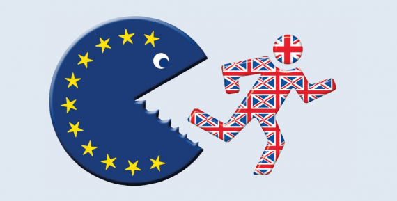 Великобритания покидает Европу. Как это было