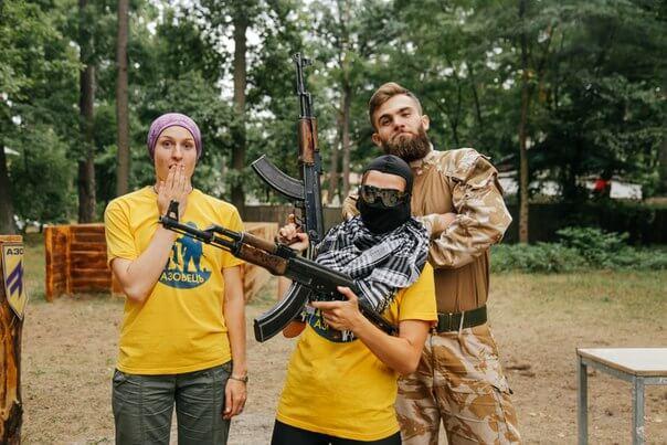 В подполье: киевский план «Б»