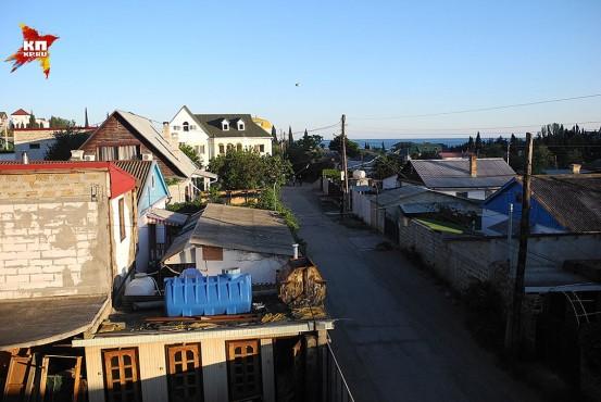 Родное село Джамалы - Малореченское