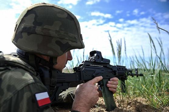 Только Польша отправляет для участия в натовских учениях порядка 12 тысяч солдат