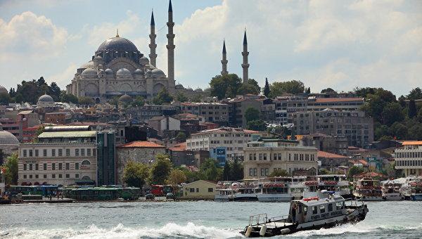 Наши люди в Стамбуле
