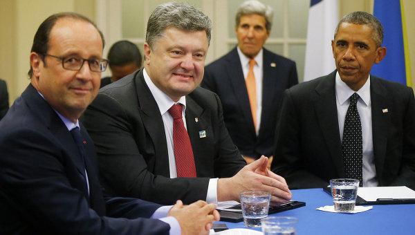 Запад хочет связать Россию в Донбассе и превратить Украину в таран