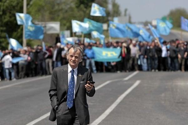 Неугомонный меджлис крымских татар догрызает остатки Украины