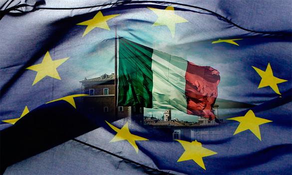 Евросоюз замер. Италия на грани банкротства
