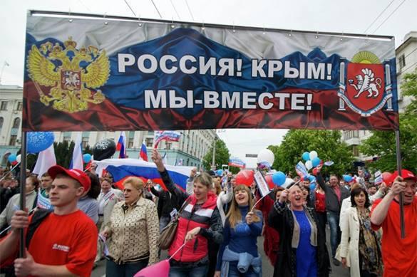 Крым подтвердил выбор в пользу России. Точка поставлена?