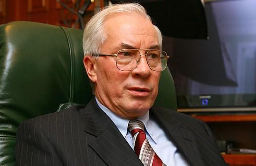 Николай Азаров: Детали российского кредита Украине