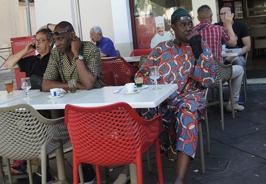 Традиция принятия беженцев во Франции берет свое начало с 1793 года, со времен Французской революции