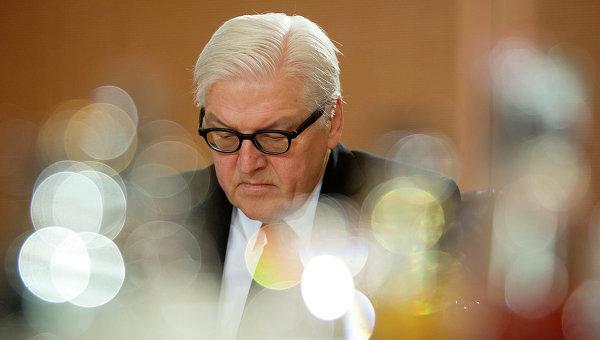 Штайнмайер назвал условия для возвращения России в G8
