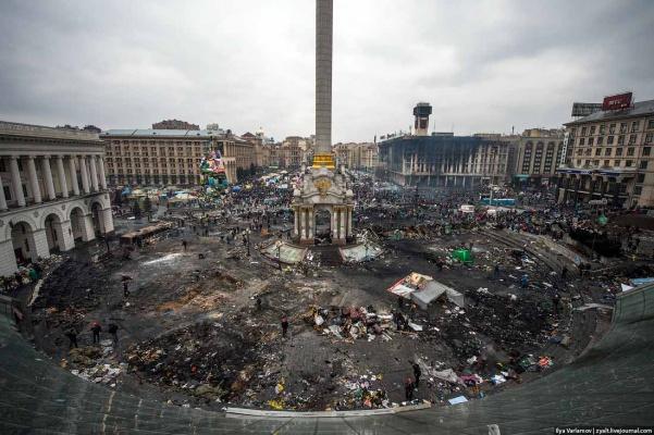 Украина скатывается в хаос: в преддверии третьего Майдана