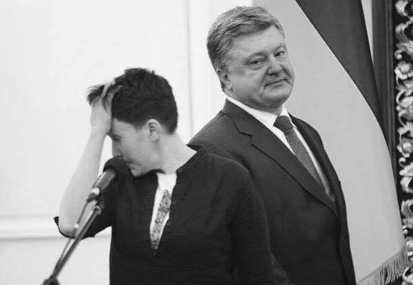 Политический пожар: Савченко реализует кошмарное предвидение Яценюка