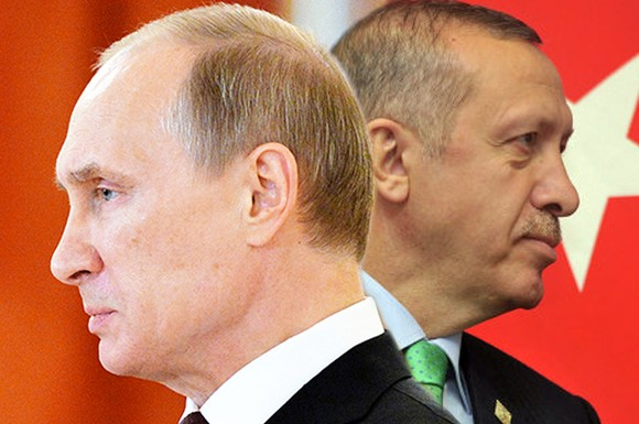 Crimea and Cyprus ties of Russia and Turkey. The West is afraid of the meeting of Putin and Erdogan