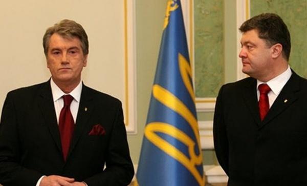 Ющенко строит планы на Украину без Порошенко?