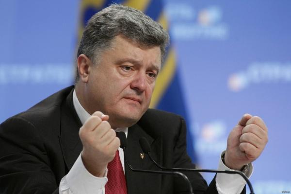 """Порошенко призывает """"дать отпор врагу"""". Но главная война - опять газовая"""