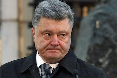 Запад мстит Порошенко: власть на Украине начнет падать сама и очень скоро