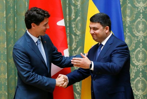 Отношения Украины и Канады: провалы вместо «перемог»