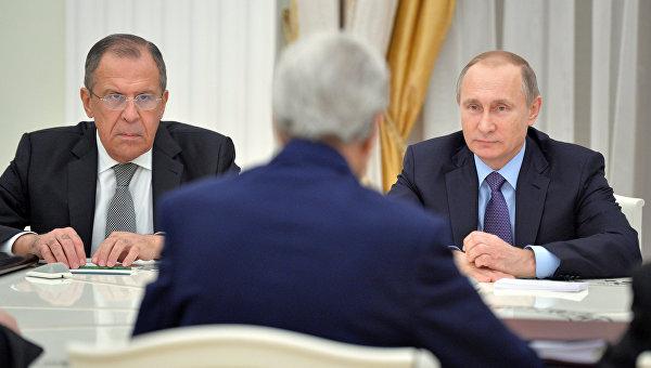 Последнее сирийское предупреждение, или не нужно злить Путина