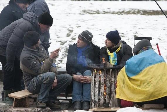 Украина-стрекоза лето красное пропела