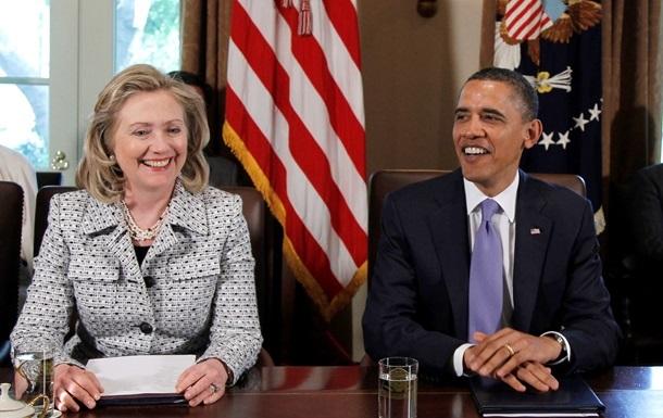 Обама и Клинтон обманули свой народ и всё мировое сообщество