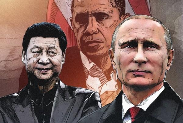 Си и Путин явно унизили Обаму: так осыпается фасад былой империи