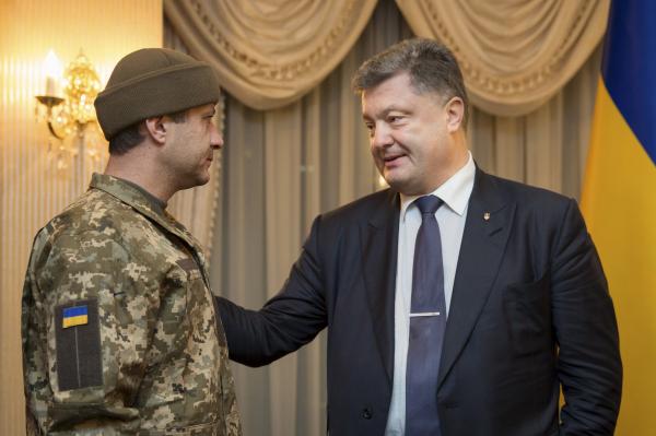 Киев испугался повального бегства из своей армии